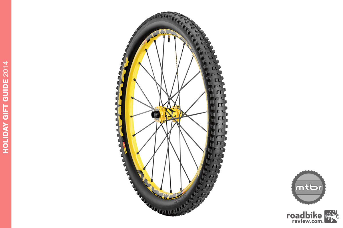 Mavic Crossmax Enduro Wheel-Tire System
