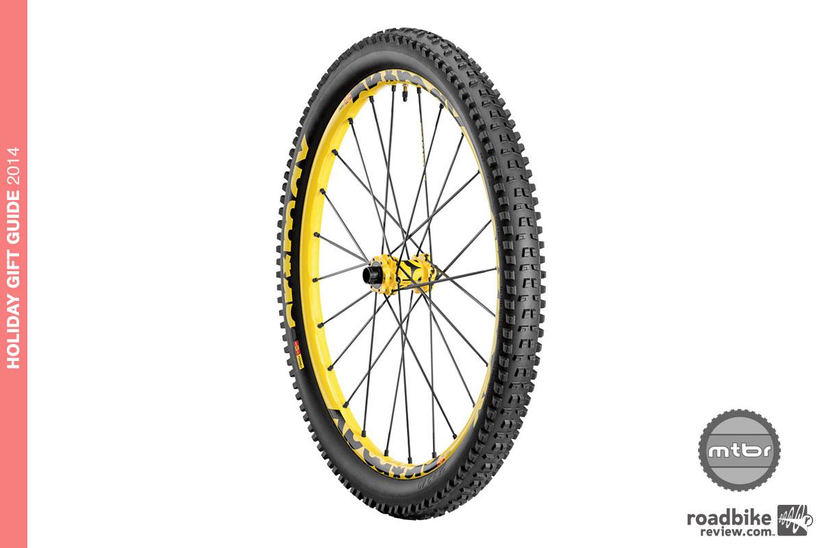 Mavic Crossmax Enduro Wheel-Tire System