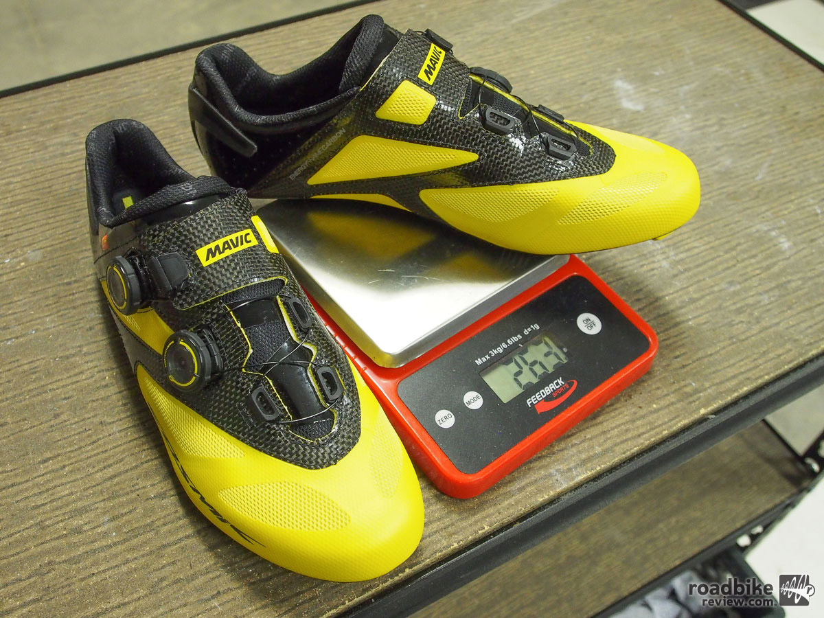 Mavic Cosmic Ultimate II Shoes