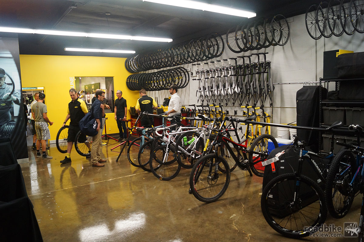 Mavic Service Course