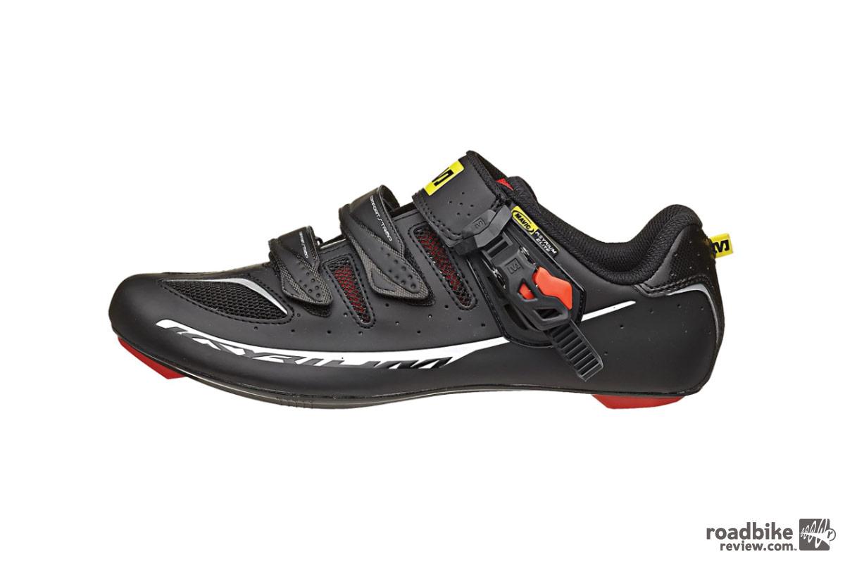 Mavic Ksyrium Elite road shoe. Photo courtesy of Art's Cyclery