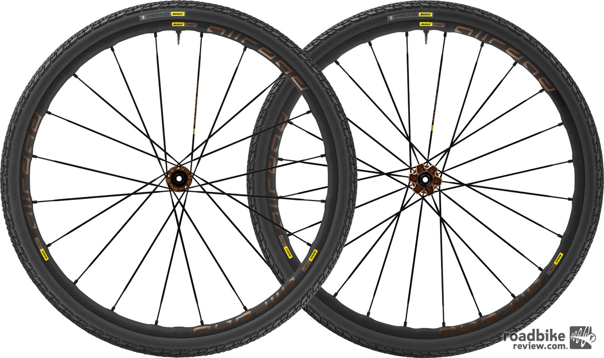 Mavic Allroad Pro UST Disc Wheels