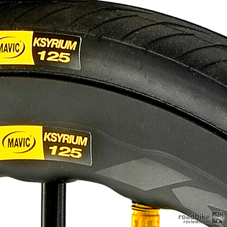 Ksyrium 125 Wheel-Tire System