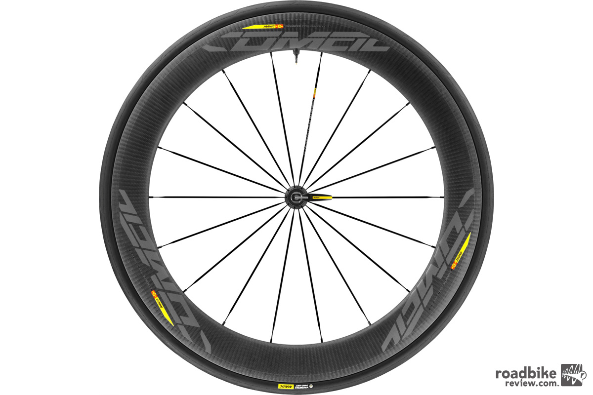 Mavic UST Wheels and Tires