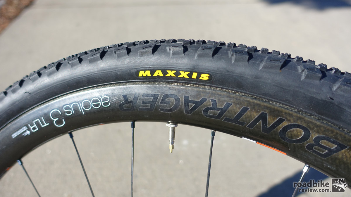 Best gravel road tires tested – part 3