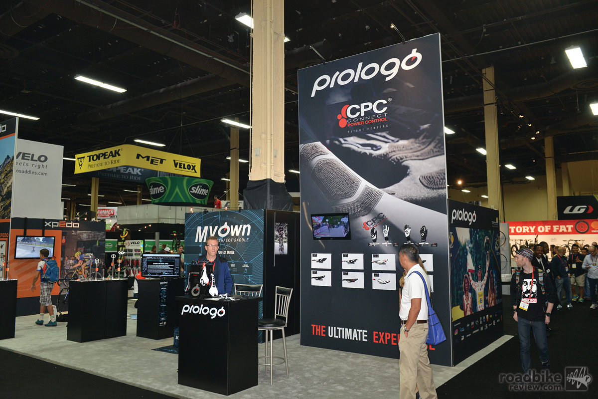 Prologo Interbike 2014 Booth