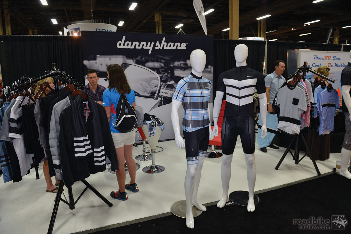 DannyShane Interbike 2014 Booth