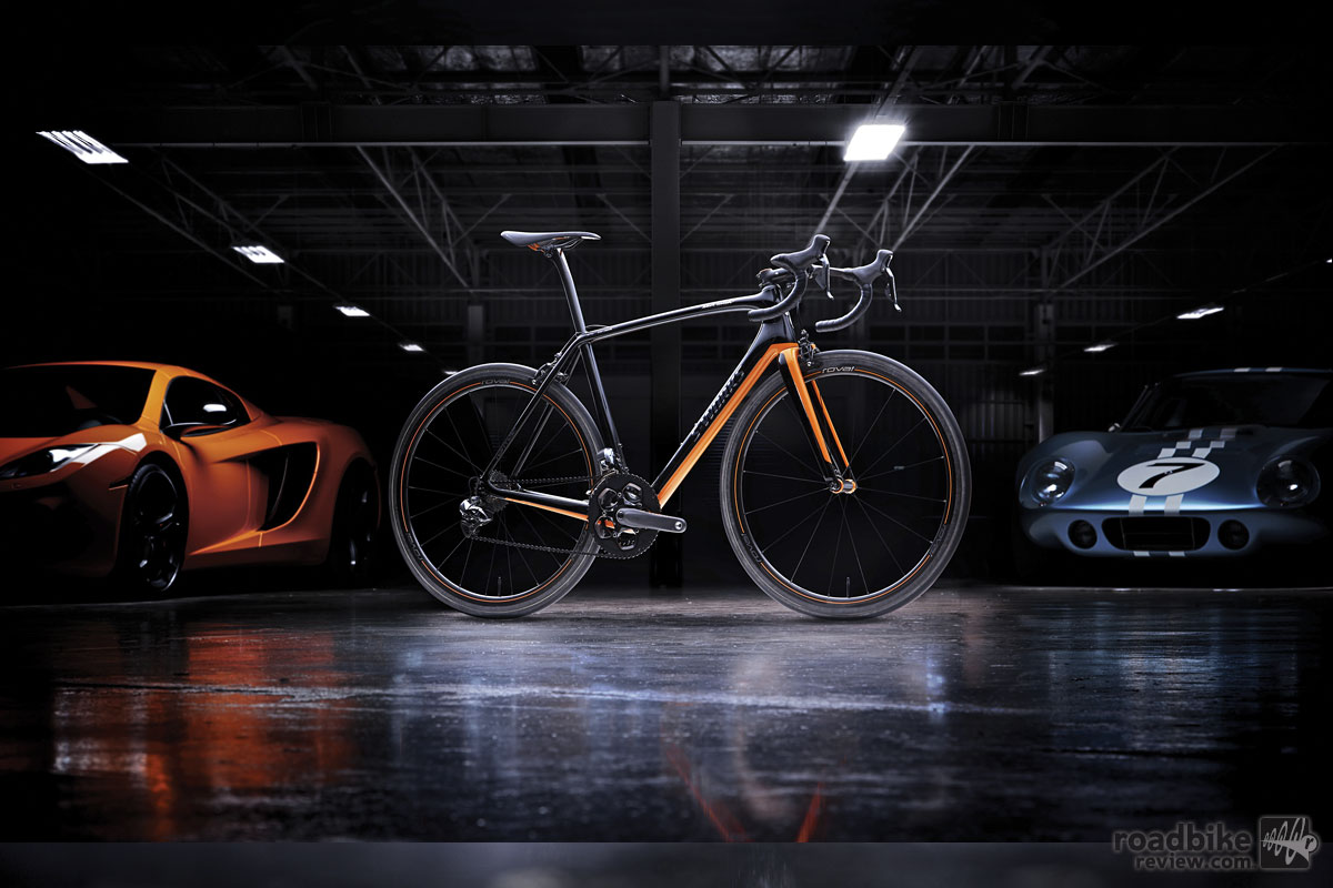$20,000 Specialized S-Works McLaren Tarmac