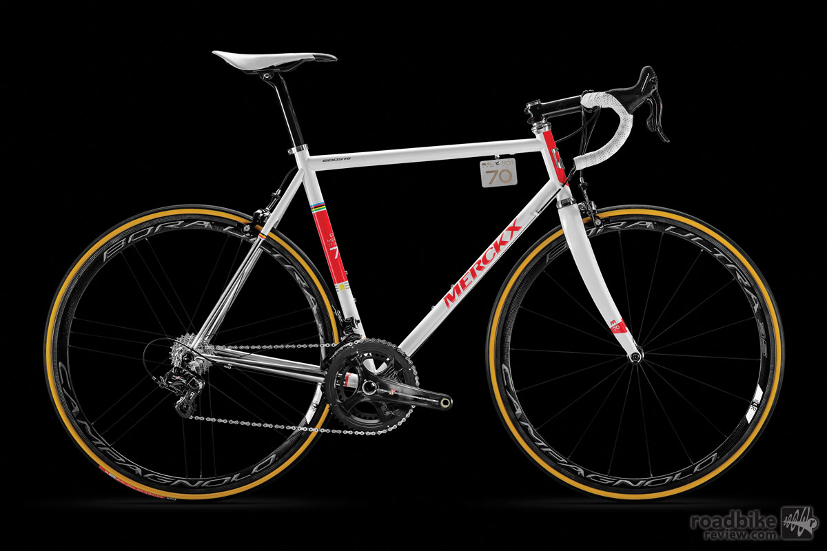 Eddy Merckx Cycles Relaunches Steel Bike Production Road