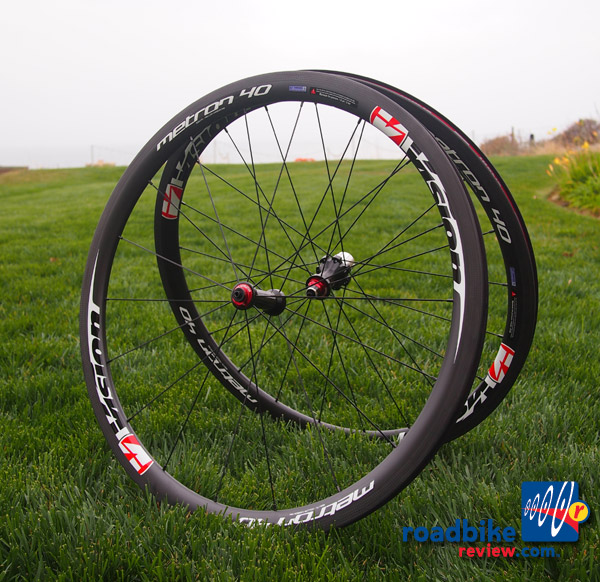 Vision Metron 40 Wheels