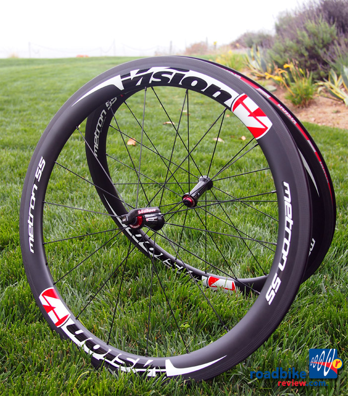 Vision Metron 55 Carbon Wheels