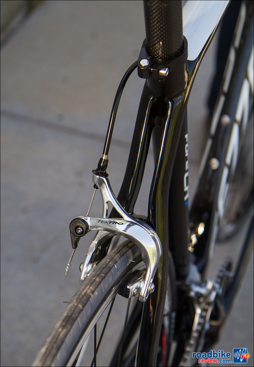 Fezzari Fore CR1 - split seat stays
