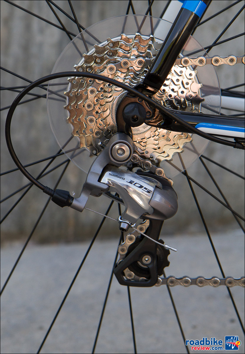 Fezzari Fore CR1 - 105 rear derailleur
