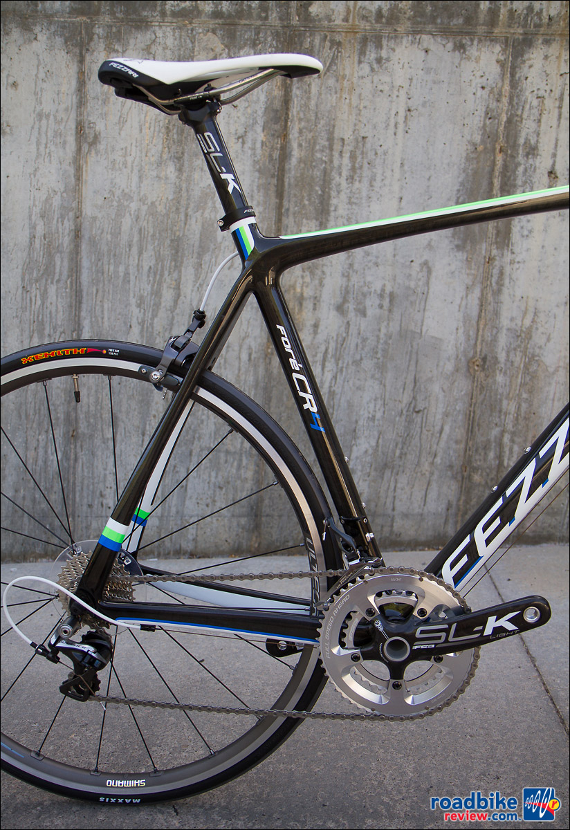 Fezzari Fore CR4 - carbon