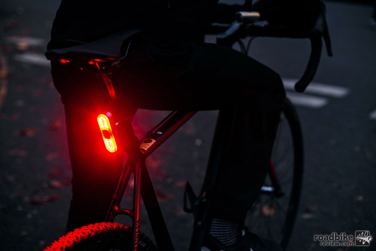 The Burner utilizes a bank of 24 LEDs, emitting an 100 lumens via a 180-degree spread of red light.