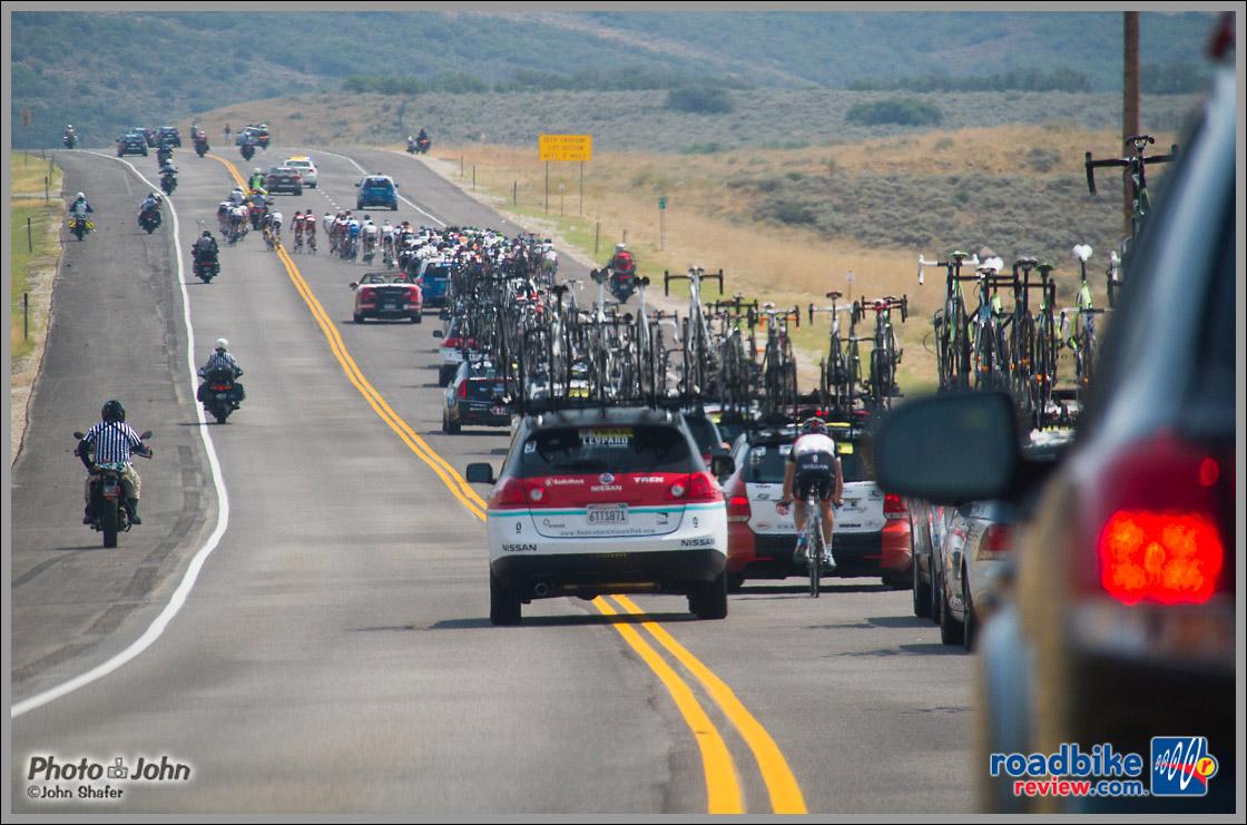Tour of Utah Caravan