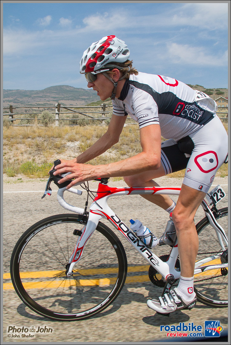 Thomas Rabou - Tour of Utah Stage 6