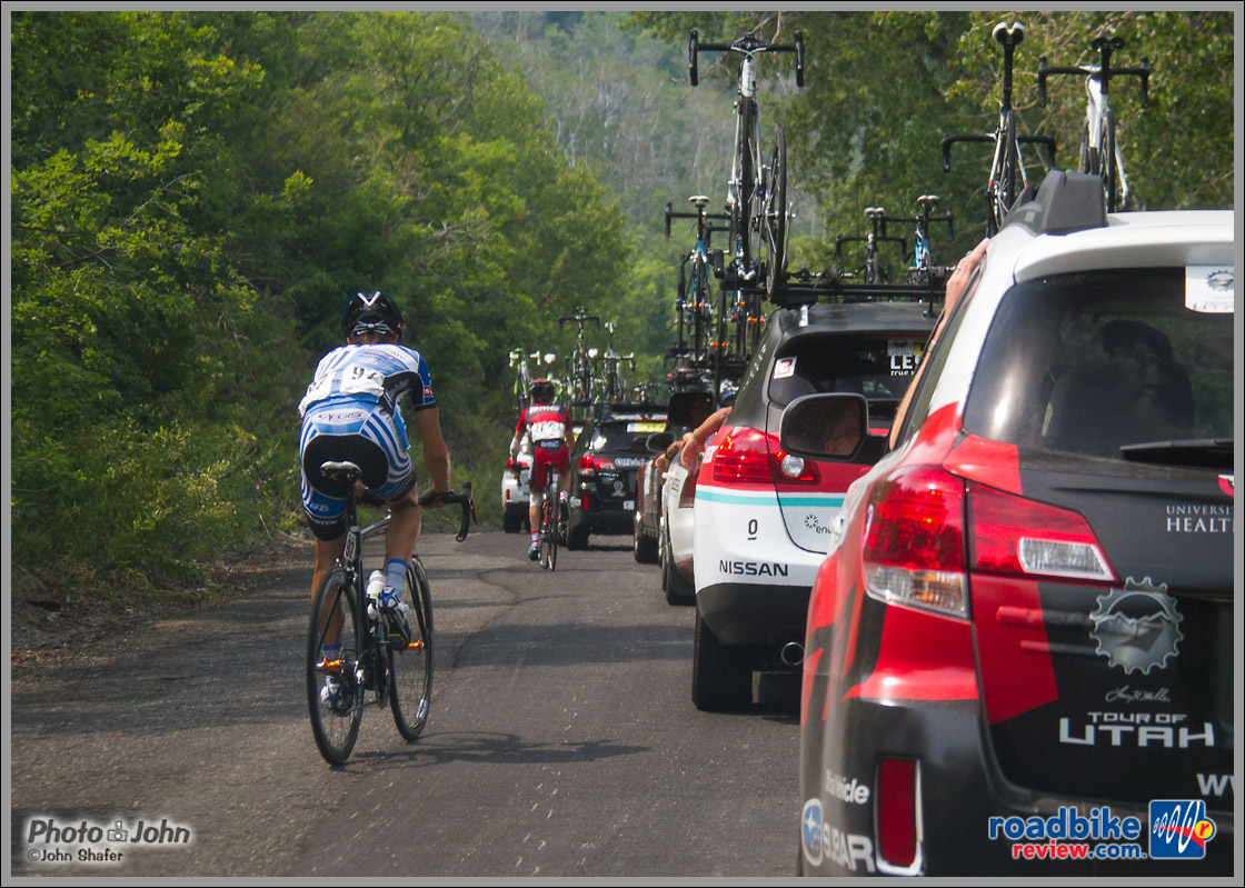 Surviving The Tour of Utah