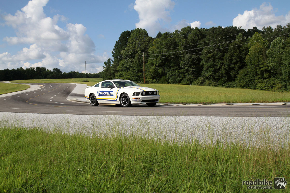 The 3,300-acre Laurens Proving Grounds site maintains 12 tracks of varying lengths and surfaces for testing tires, suspension system, driver training and event management.