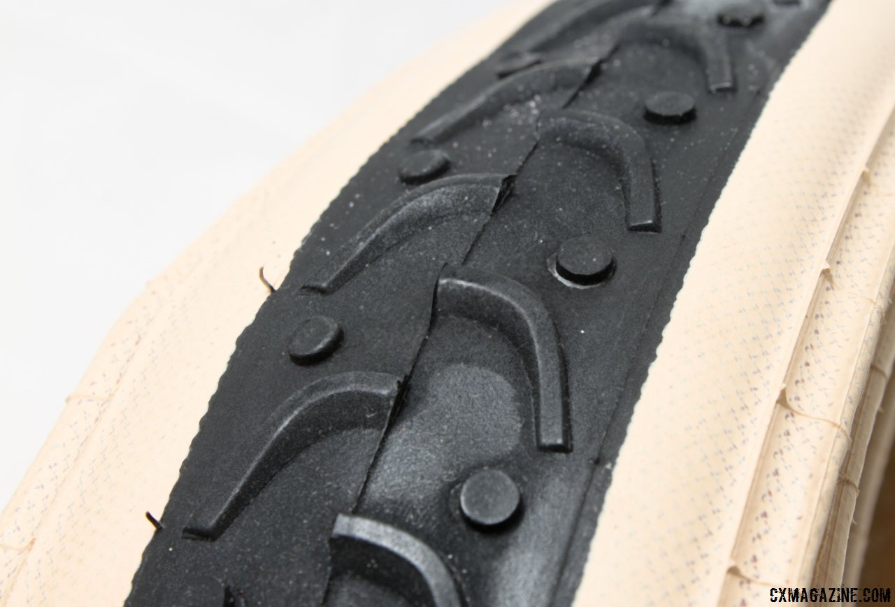 Long Chevron Tread Pattern
