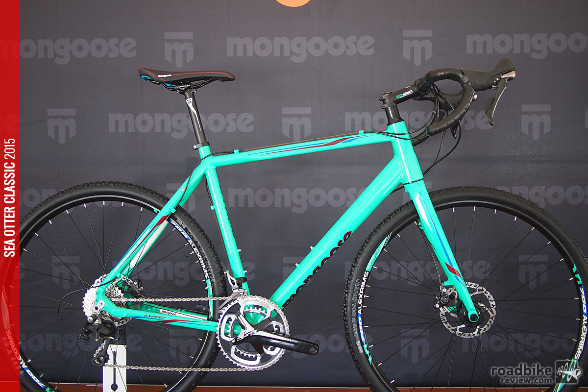 This is the same bike Chris Akrigg rode to YouTube fame. MSRP is $1900.