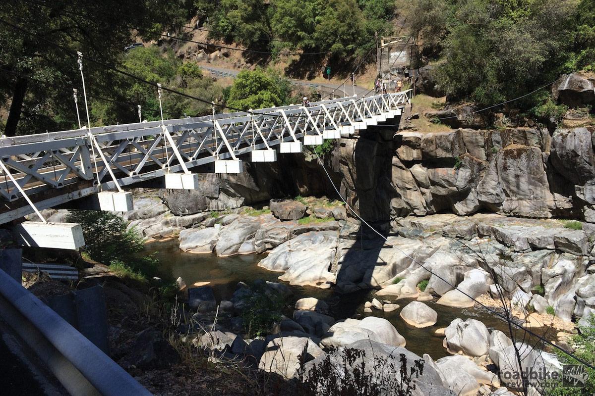 Mosquito Road Bridge