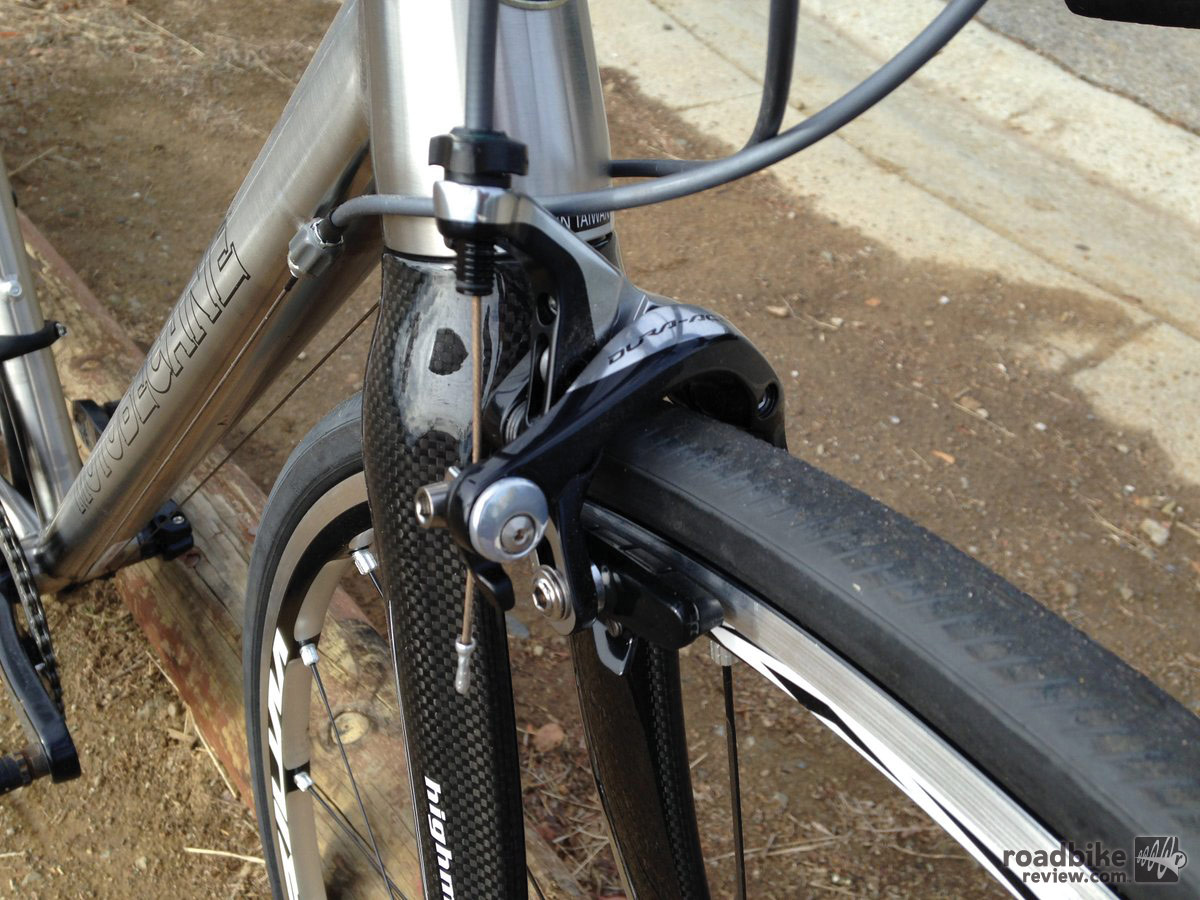 Motobecane Le Champion Team Ti Front Brake