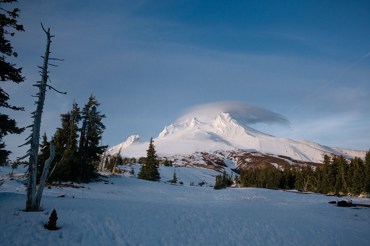 In winter, it's a world class ski and snowboard destination. Come summer, Mt. Hood offers endless cycling opportunities.
