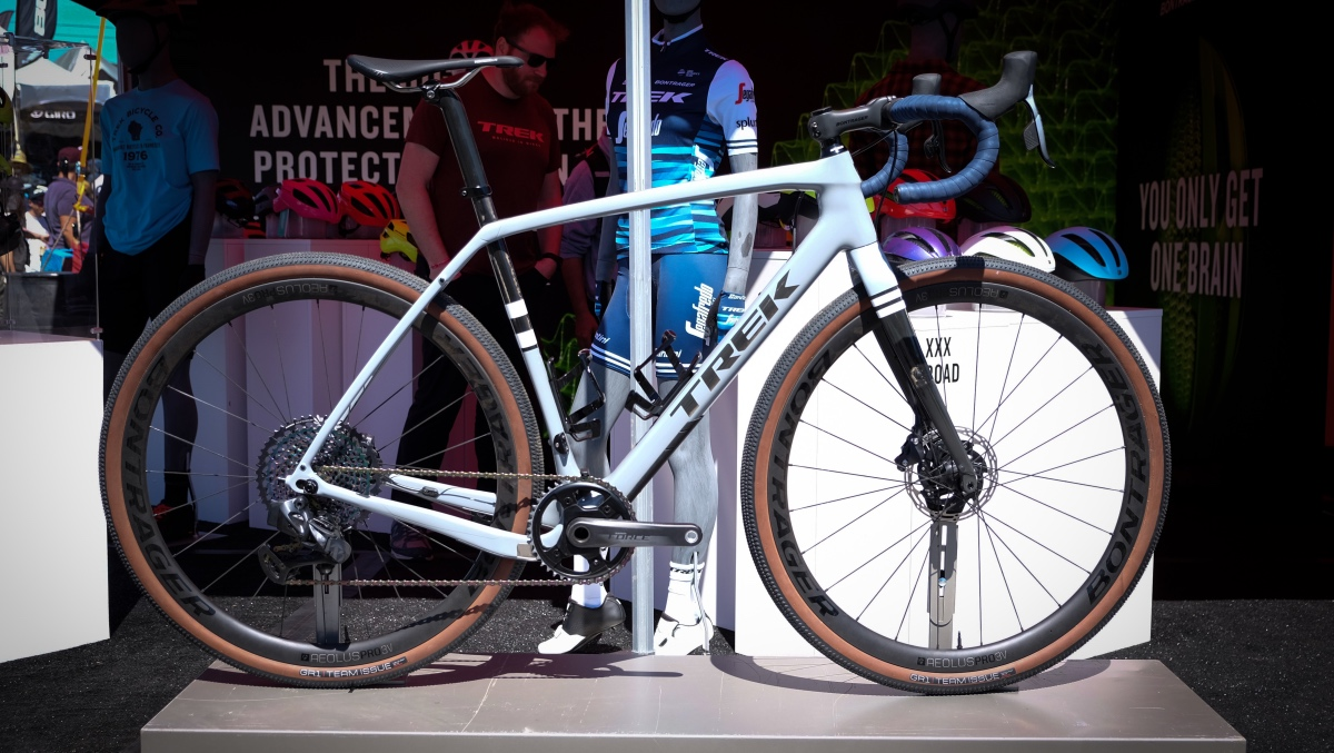 What's New in Gravel Bikes and Components