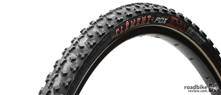 Mud tires offer better traction in wet conditions, but may squirm on hard pack.