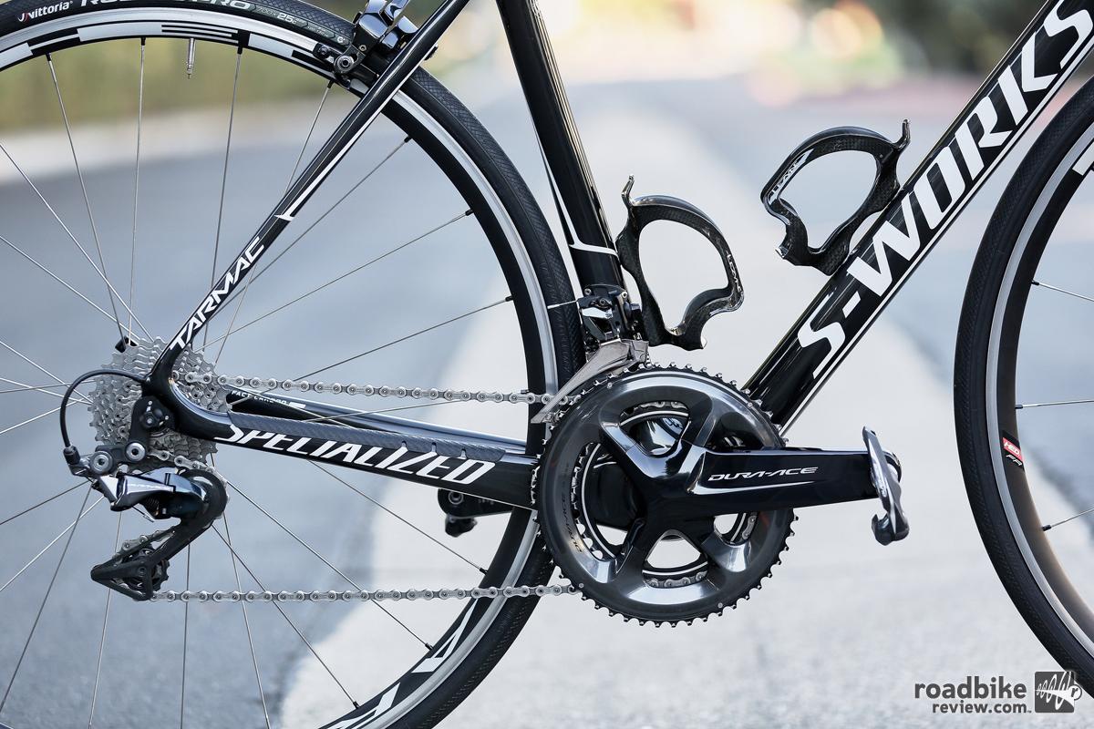 Bike Check: Nate Erickson's Black Pearl Specialized Tarmac