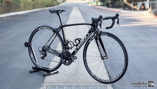 Bike Check: Nate Erickson's Black Pearl Specialized Tarmac