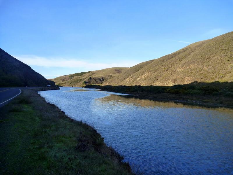 Nearing Tomales Bay