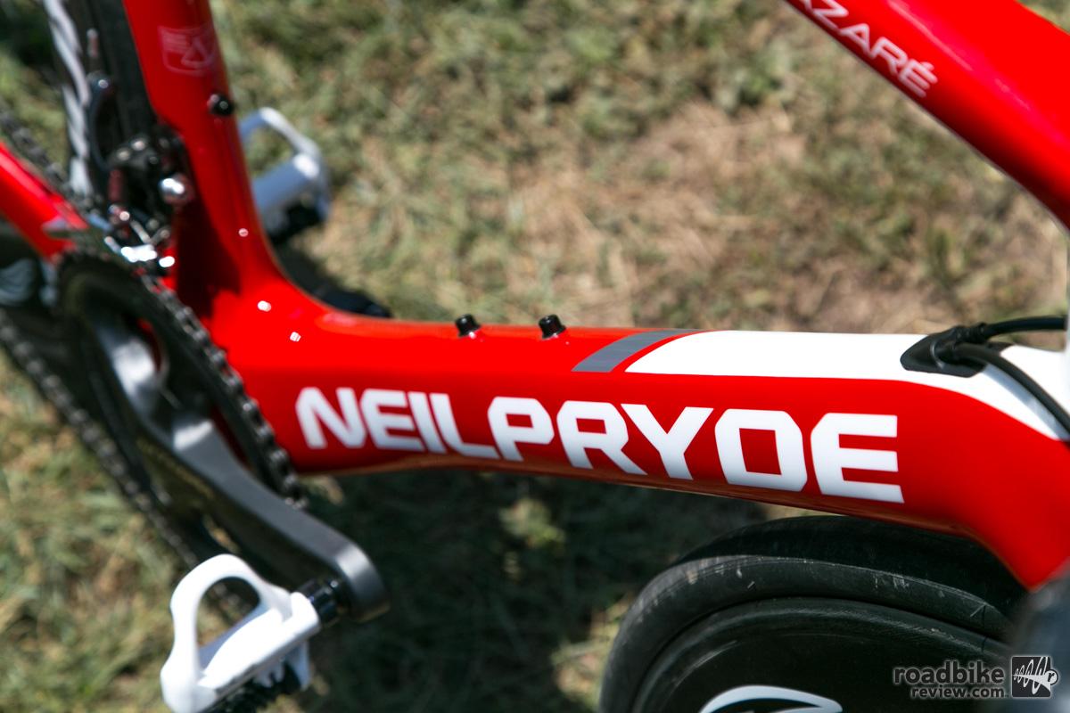 Neil Pryde Nazare