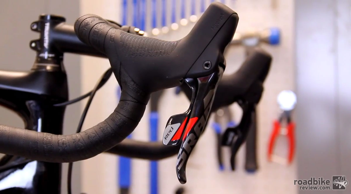 New 2015 SRAM Hydraulic Road Brakes