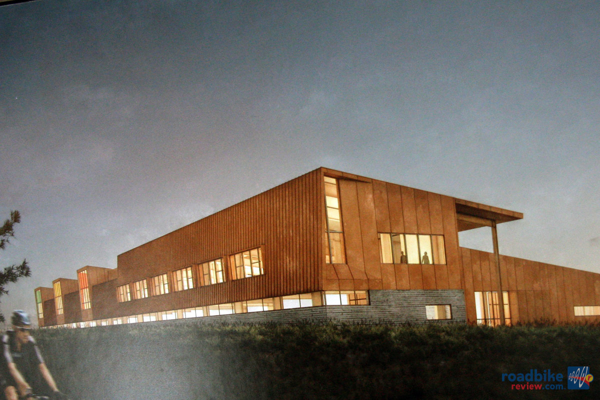 New building plans