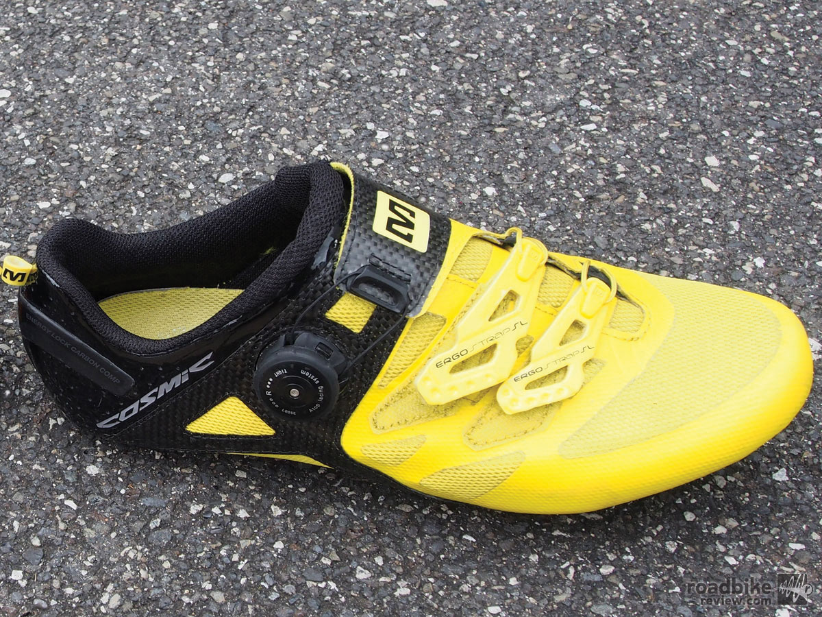 New Mavic Shoes