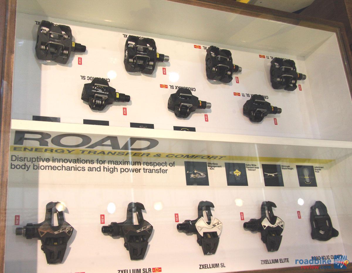 New MTB Pedals, too