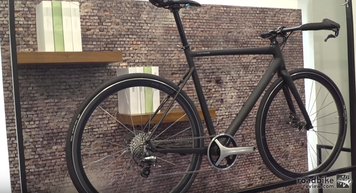 Shimano is trying to improve the urban riding experience with its METREA U500 drivetrain.