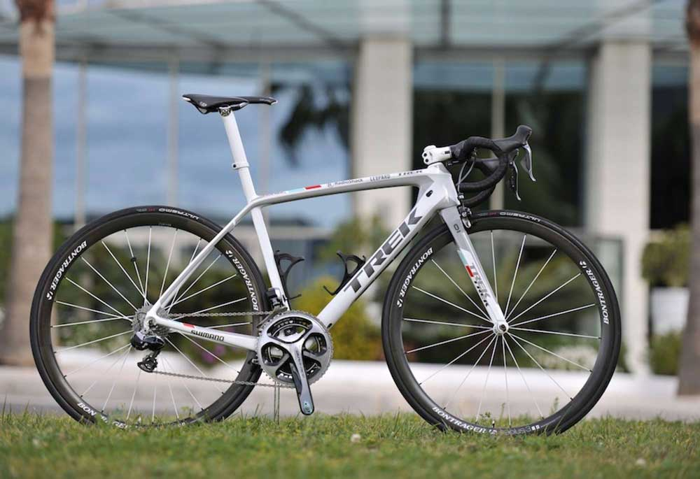 New Trek Madone 7.9 with 11-Speed Shimano Di2