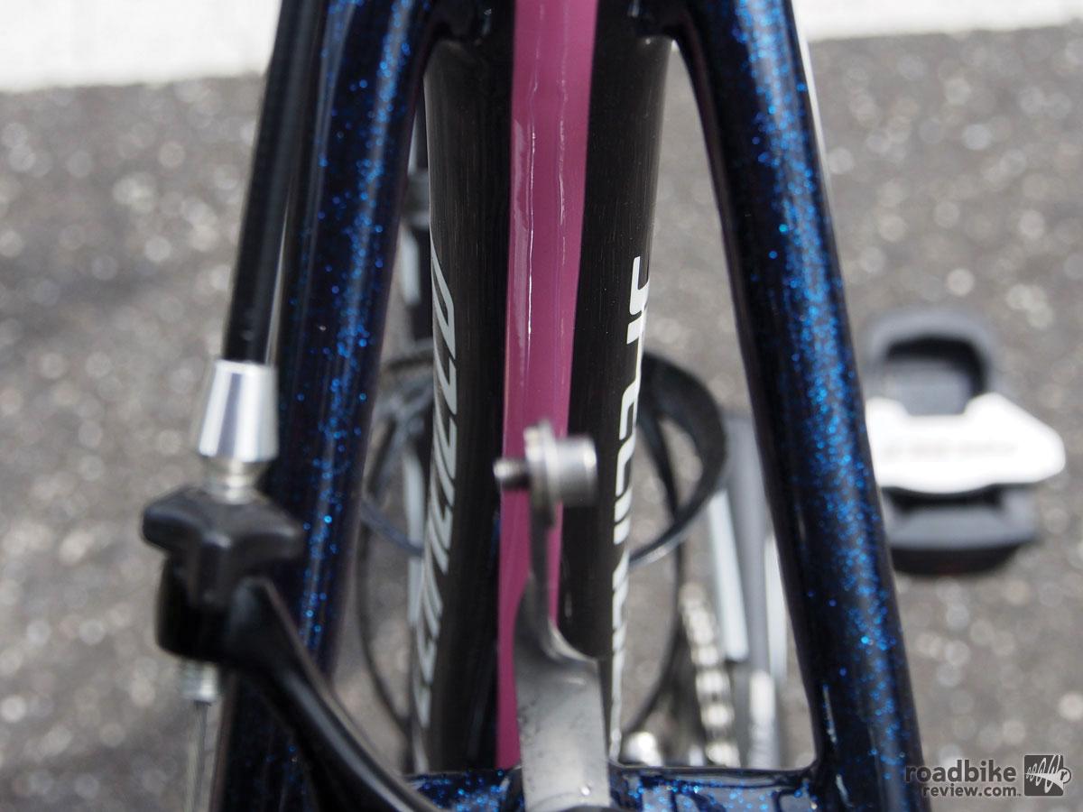 Nibali Pink Stripe