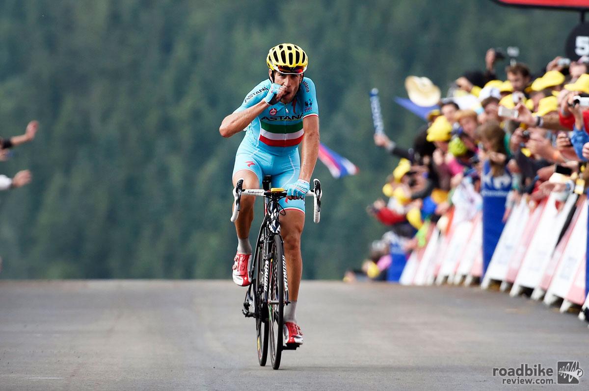 Vincenzo Nibali Stage 10