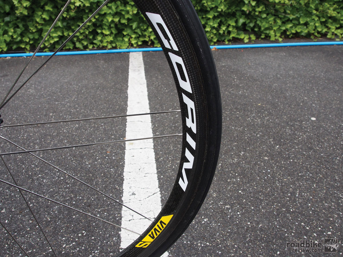 Nibali Wheel