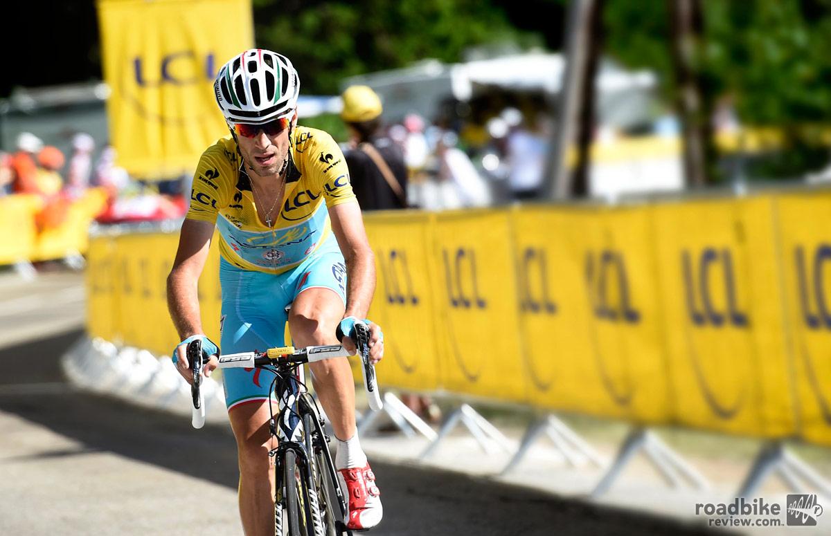 Vincenzo Nibali Stage 13