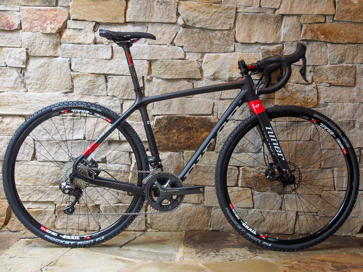 First Look Niner Bsb 9 Rdo Disc Equipped Cross Bike Road Bike News Reviews And Photos