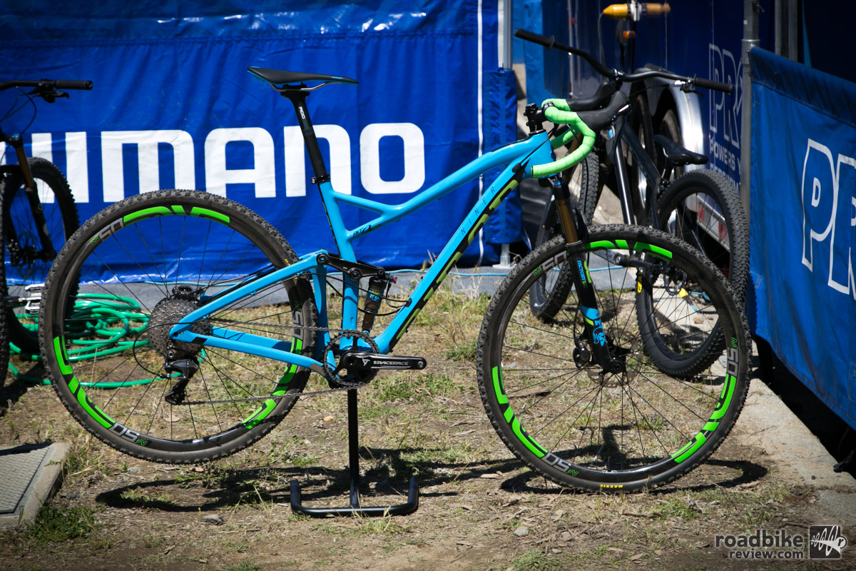 Is full suspension gravel grinder the next big thing?