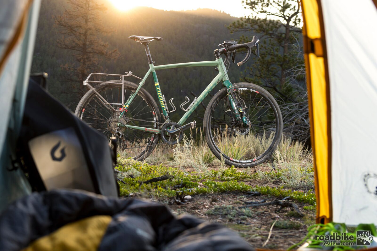 The updated Niner RLT 9 serves up a healthy dose of #CampVibes