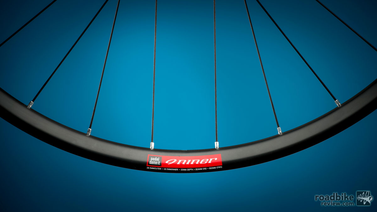 Niner Alloy MTB Wheel 140328__0920