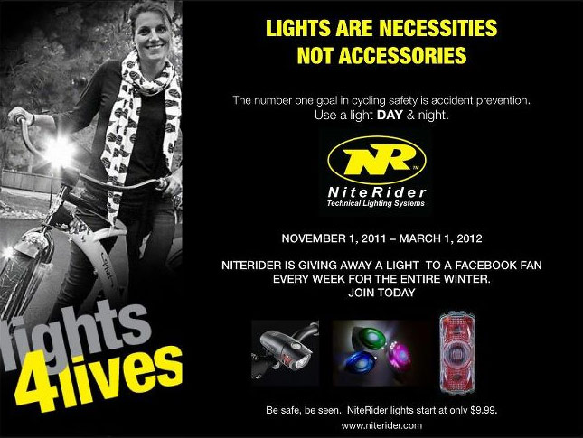 NiteRider Lights4Lives
