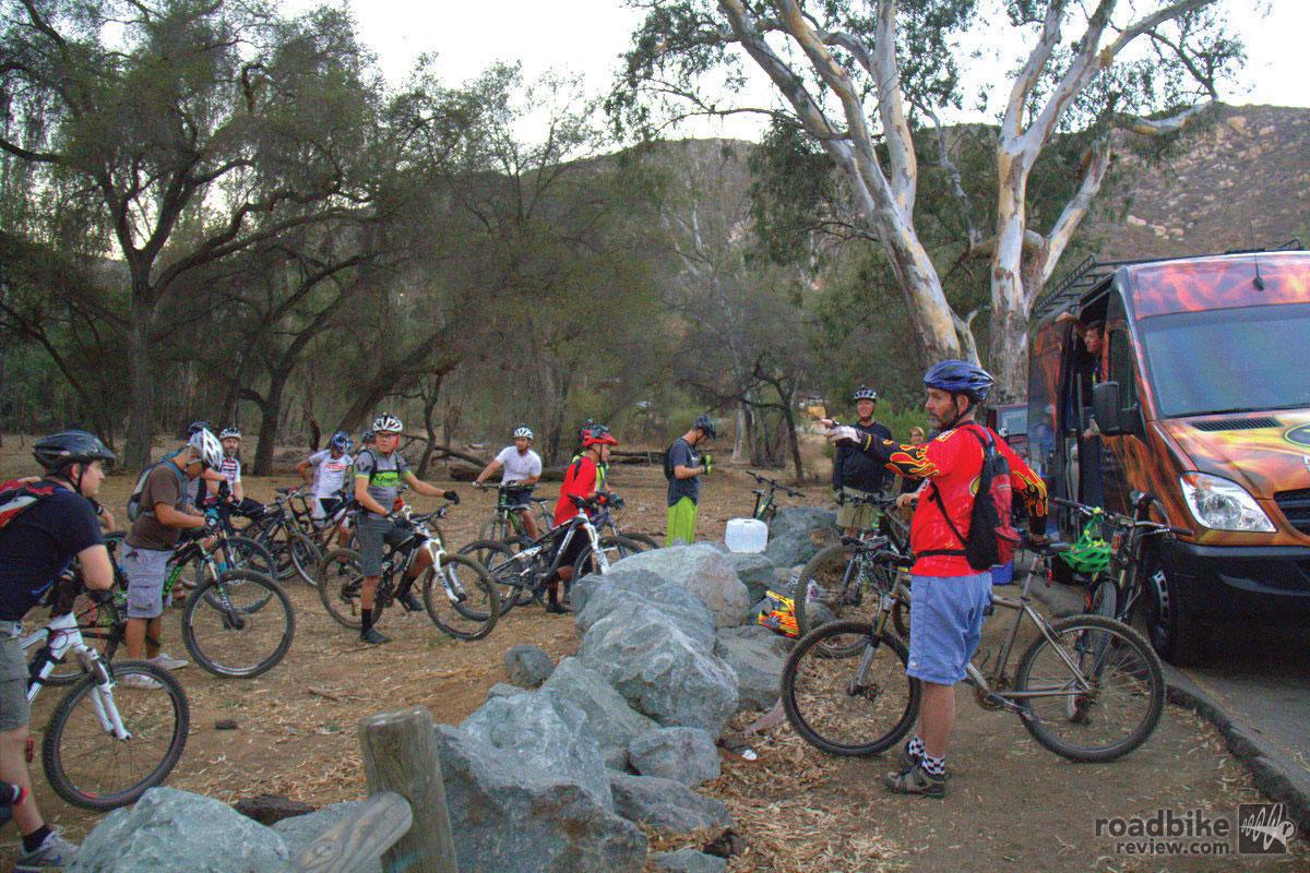 NiteRider Ride in San Diego